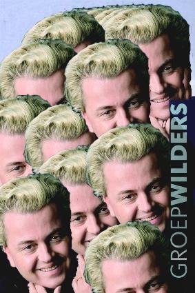 De Groep Wilders toen Geert Wilders nog een Groep was en geen Partij